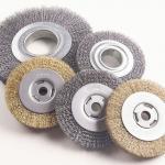 Escova de aço rotativa para esmerilhadeira